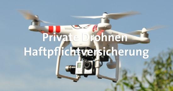 Vergleich: Drohnen Haftpflichtversicherung