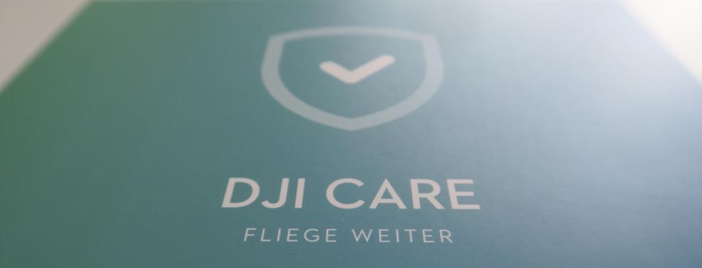 DJI Care Versicherung